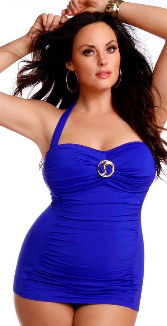 fa0b6bfafe Plus Size Swimwear Tips for Plus Size Women