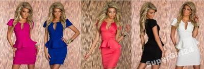 Hit Modna Sukienka Baskinka Dopasowana M L Xl Xxl 6025200276 Oficjalne Archiwum Allegro