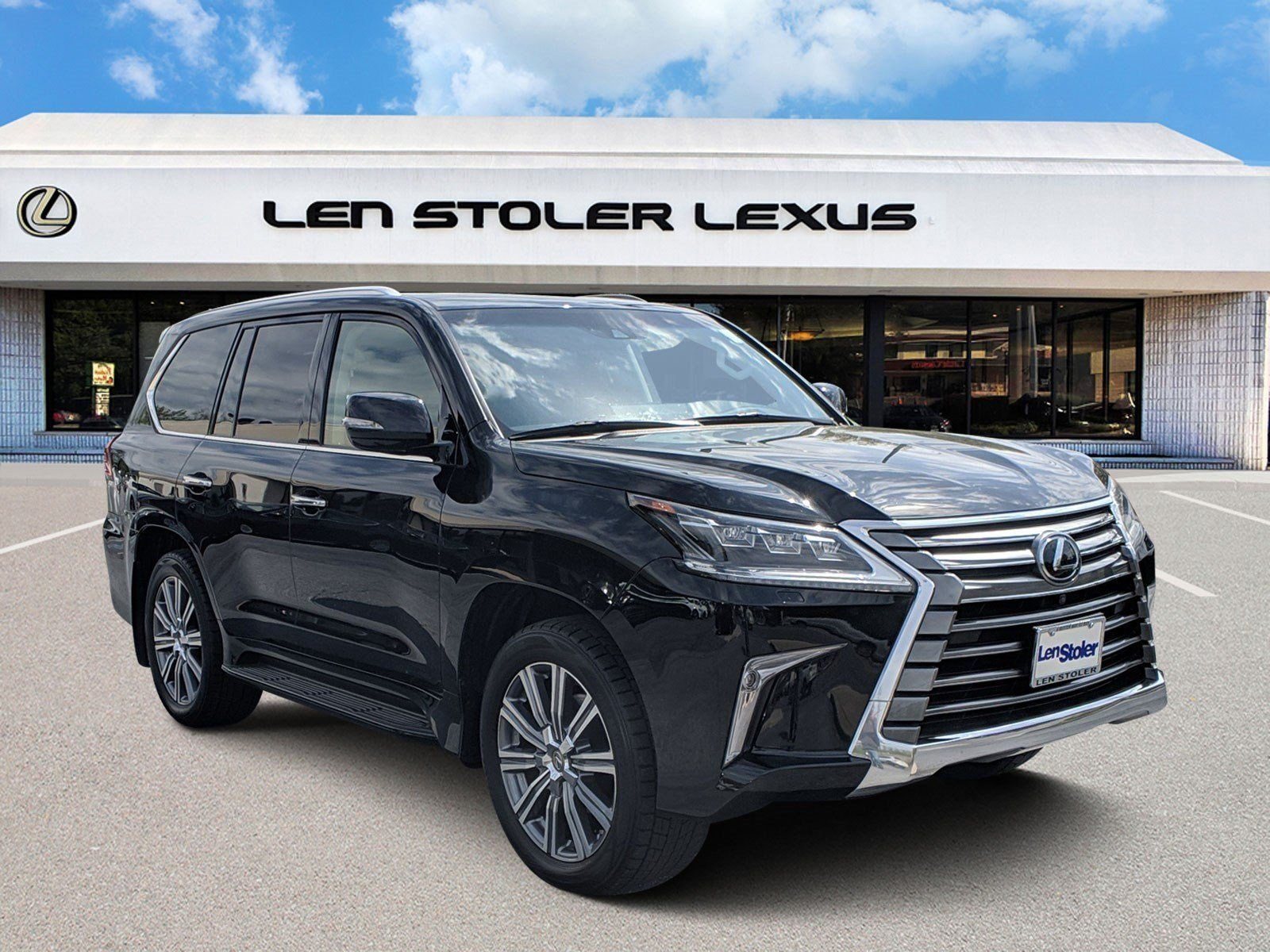 2021 Lexus LX 570 Price and Release date