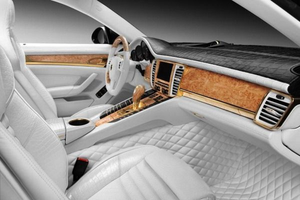 Custom Cars Luxury Auto Interiors That Will Leave You Drooling