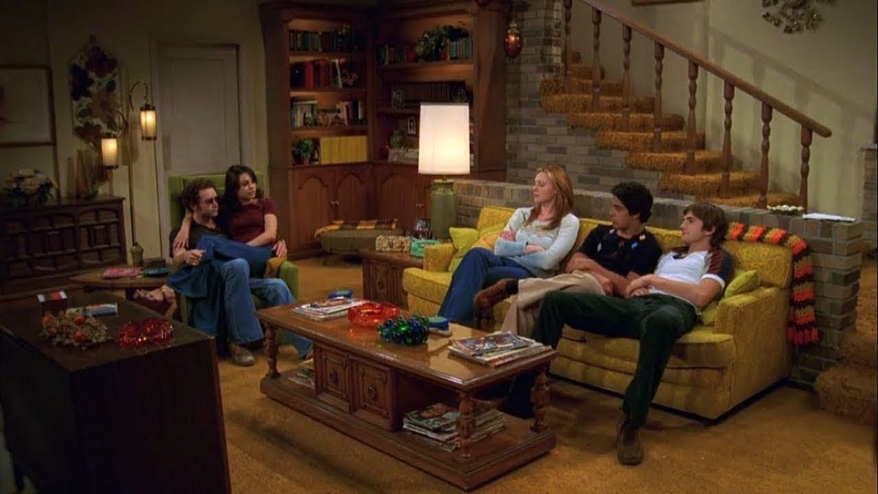 Image Result For That 70 S Show Coffee Table That 70s Show Show Home House Styles