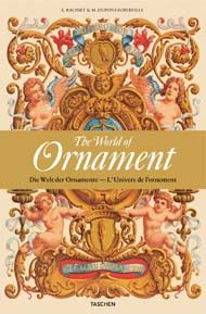 The World of Ornaments by Racinet  Beautiful colored ornaments of ancient times