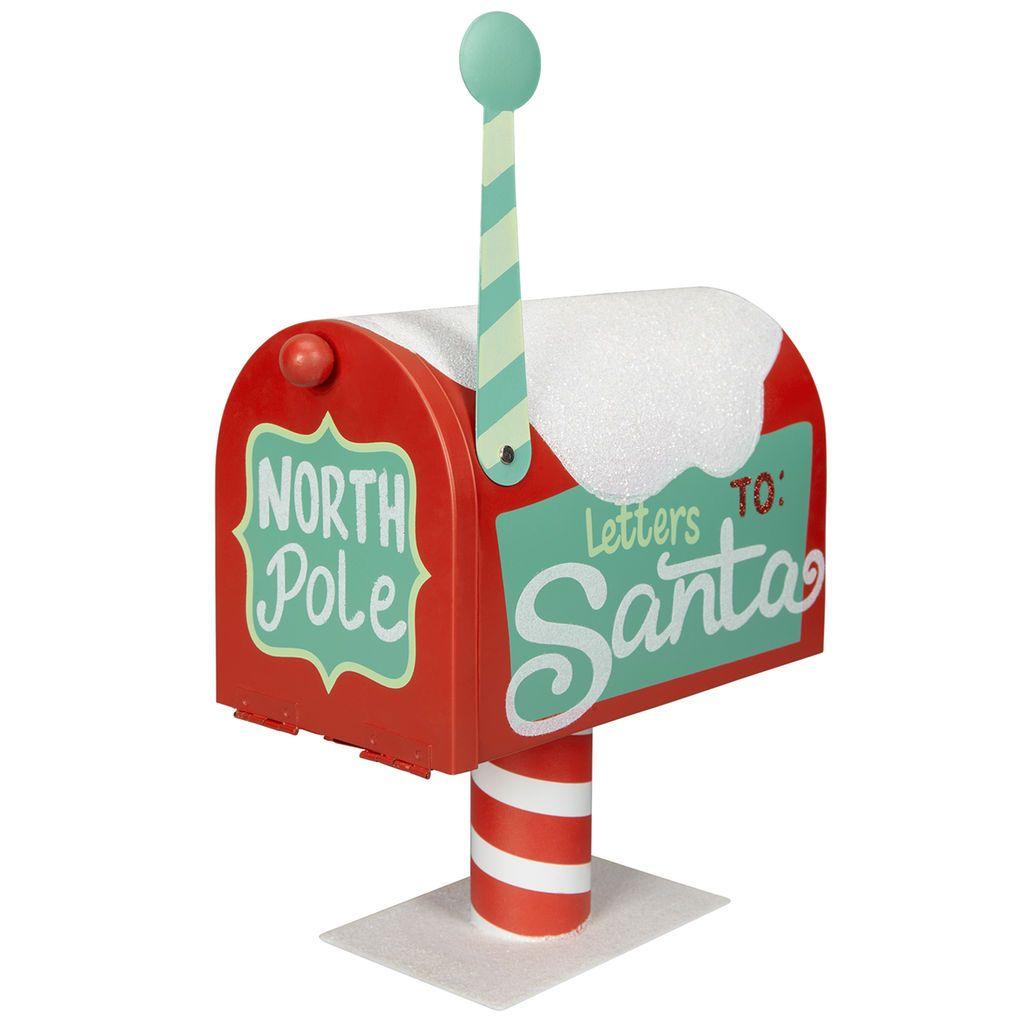 Buy The 10 39 39 Santa Mailbox By Ashland At Michaels Com