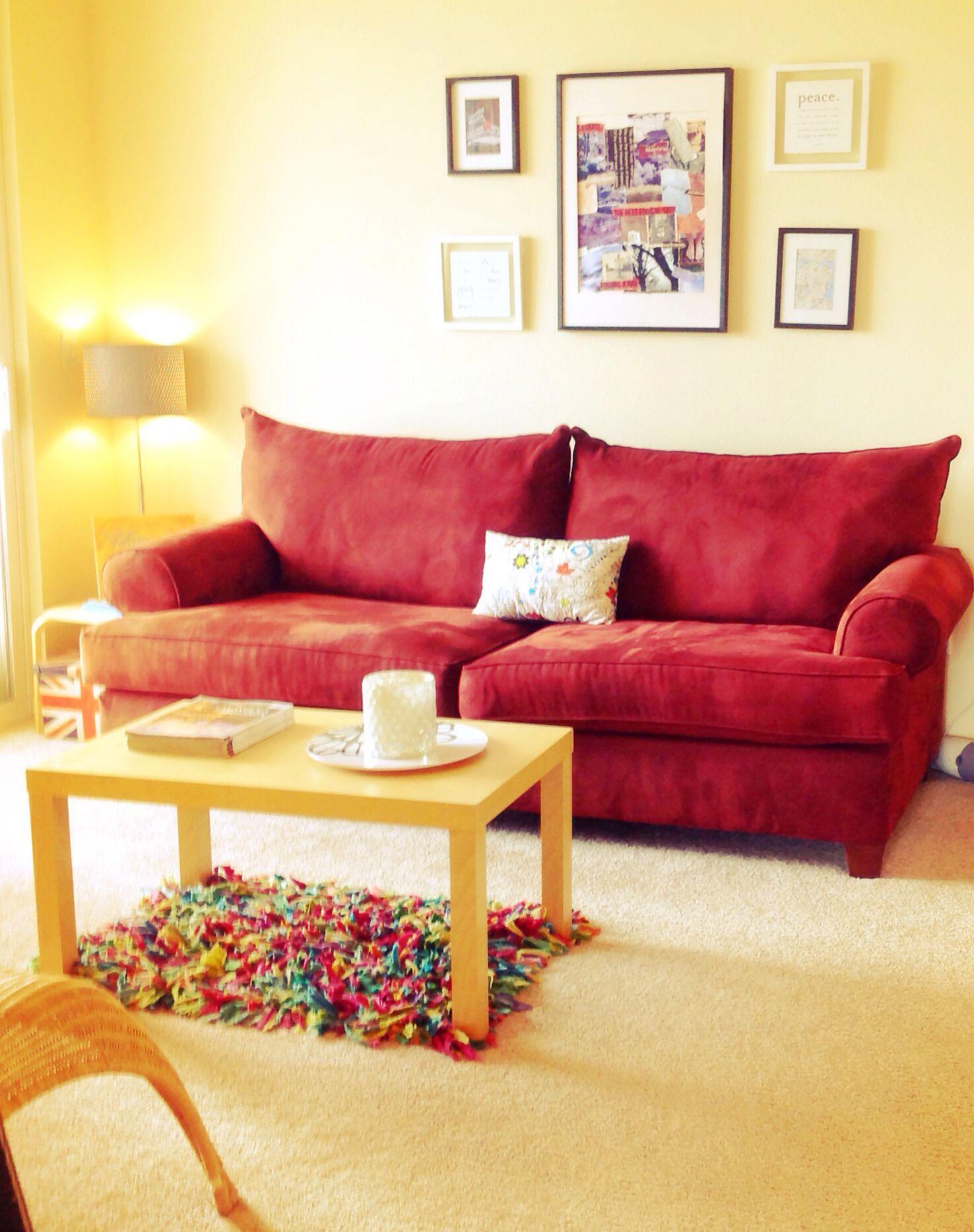 living room red couch  living room red red couch home decor
