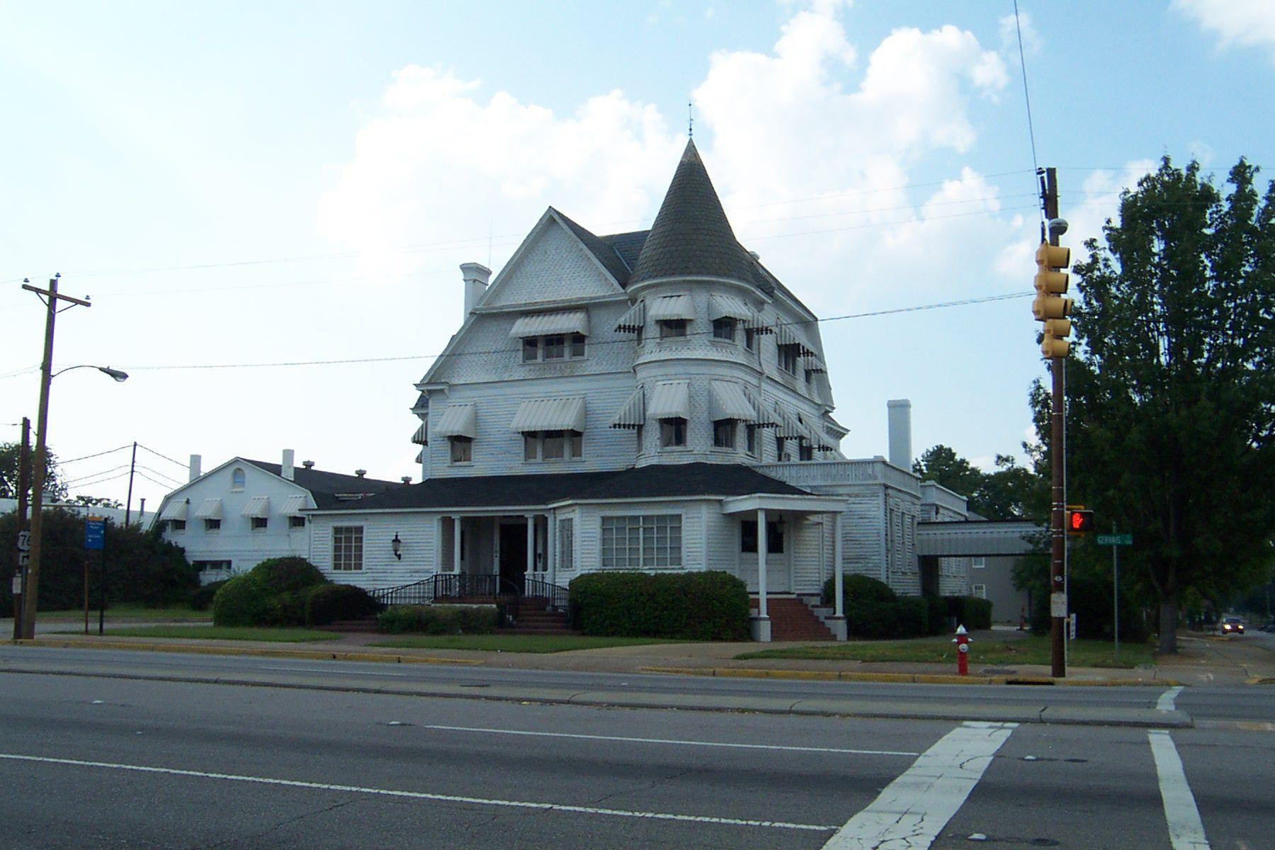 PA Monessen vacant Stephen D Yoney Jr Funeral Home