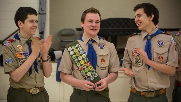 The 25+ best Boy scout sash ideas on Pinterest | Boy scout badges ...