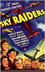 Download The Sky Raiders Full-Movie Free
