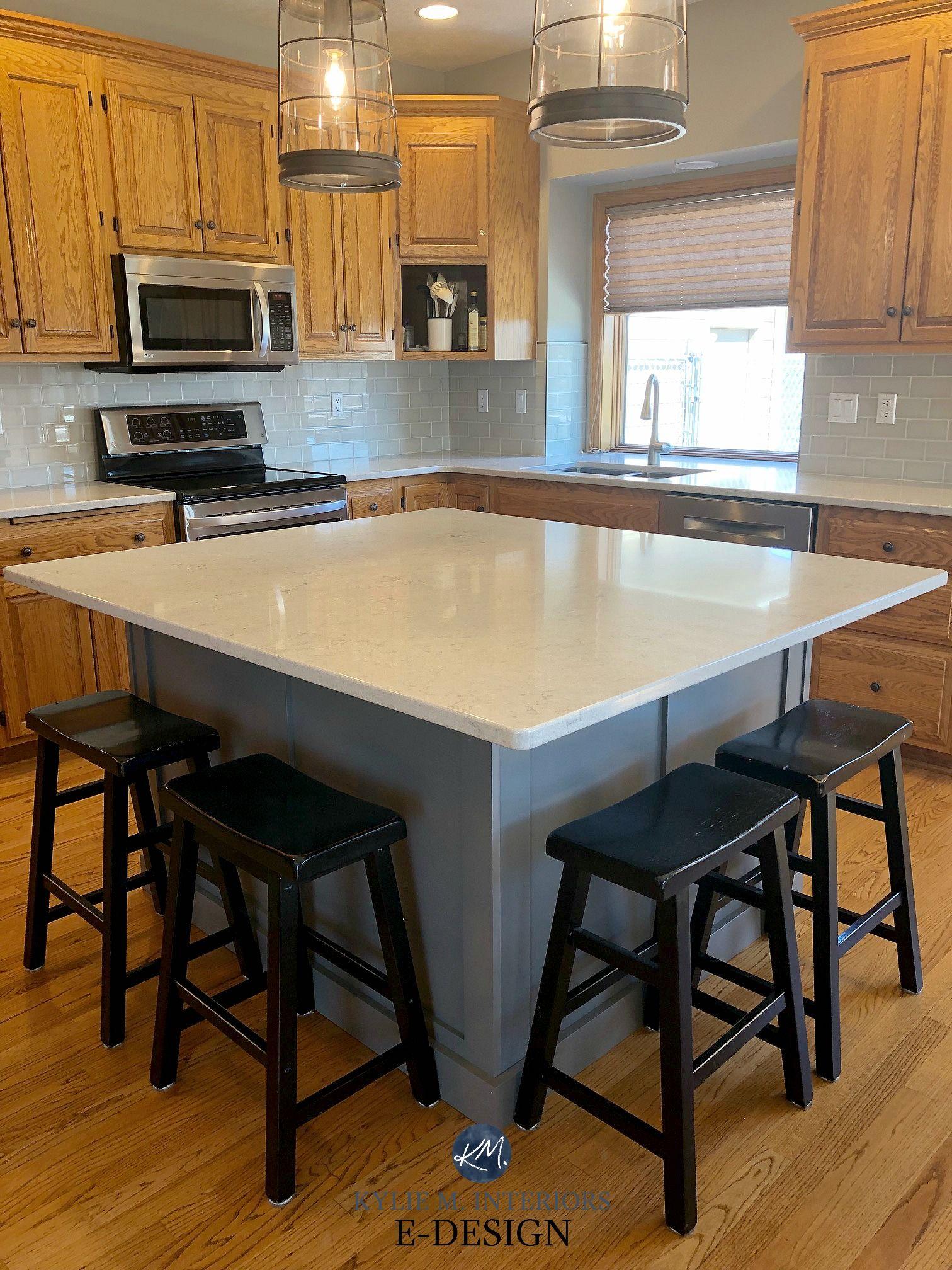 E Design 3 Painted Oak Maple Kitchen Cabinet Projects Kitchen Cabinet Design Kitchen Flooring Maple Kitchen Cabinets