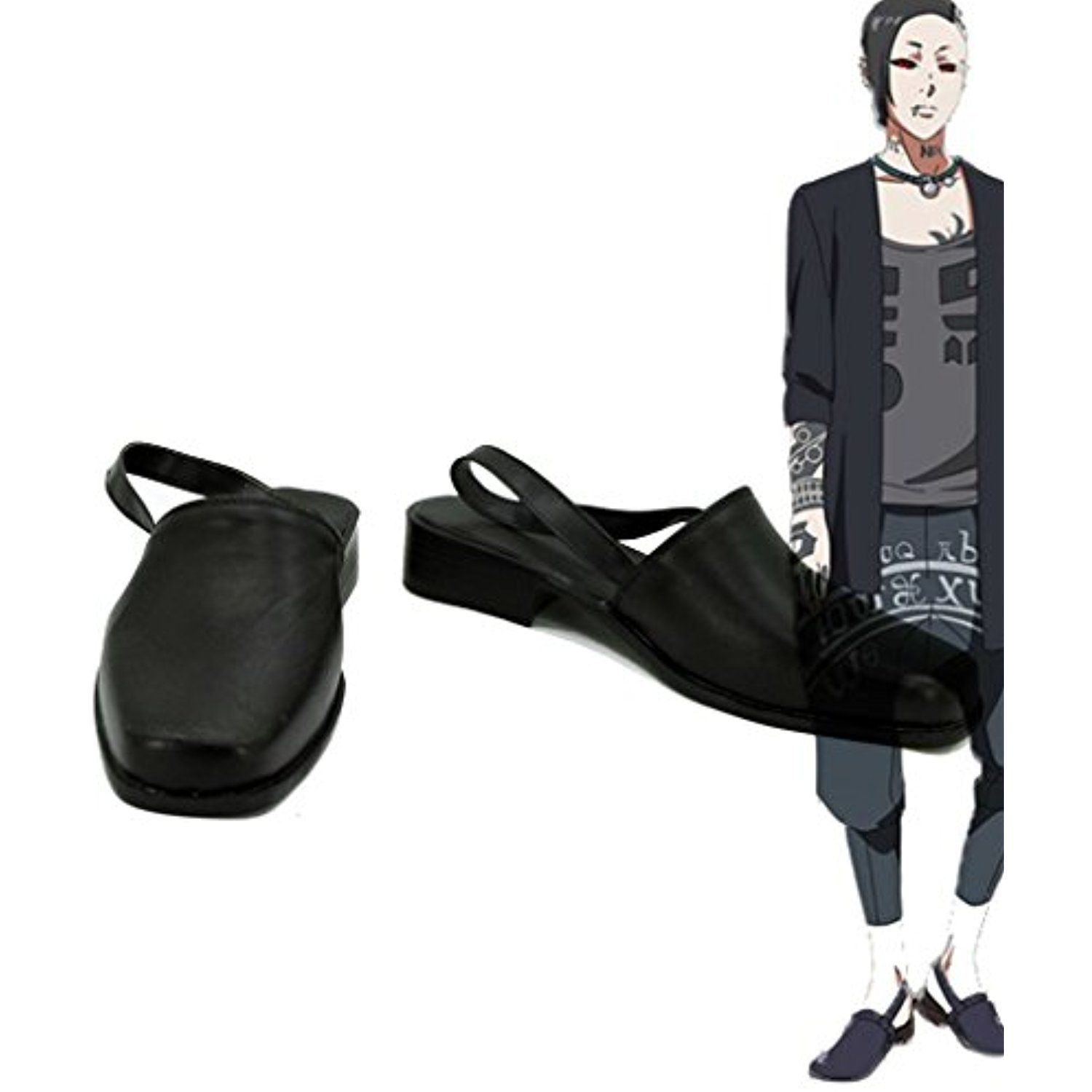 Tokyo Ghoul Anime Uta Cosplay Shoes Boots Custom Made