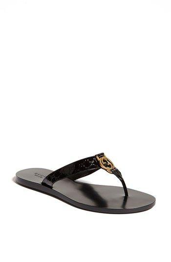 ceb92eeb707f5 Gucci Thong Sandal! Love them )  Nordstrom