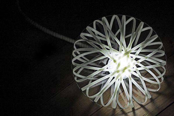 Exemple d'éco-conception selon Bricks Studio avec la lampe PelaJ.