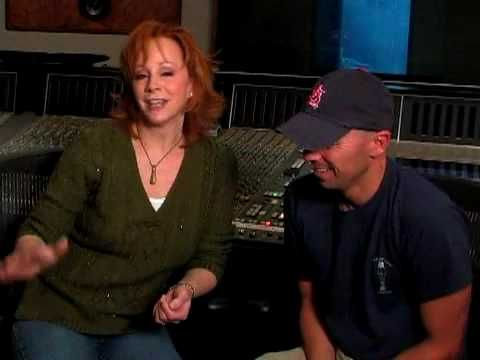 Kenny Chesney - Reba session
