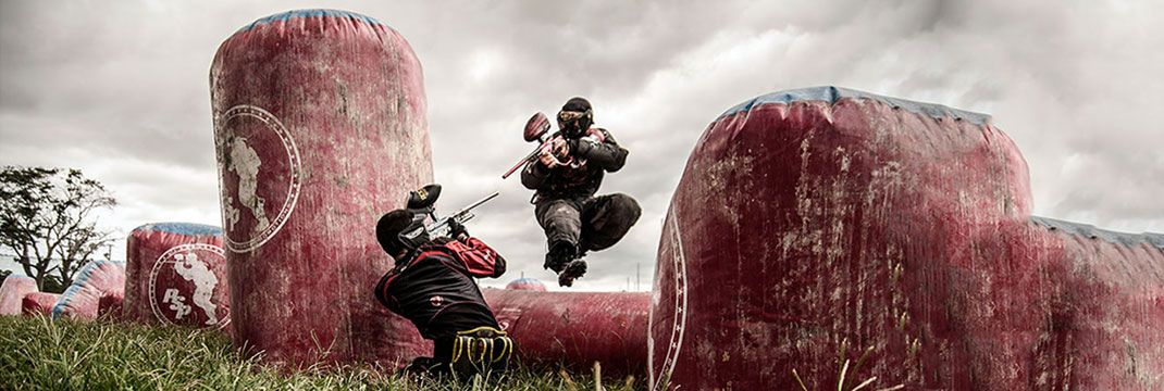 Awesome Paintball Pic Paintball Paintball Guns Wallpaper