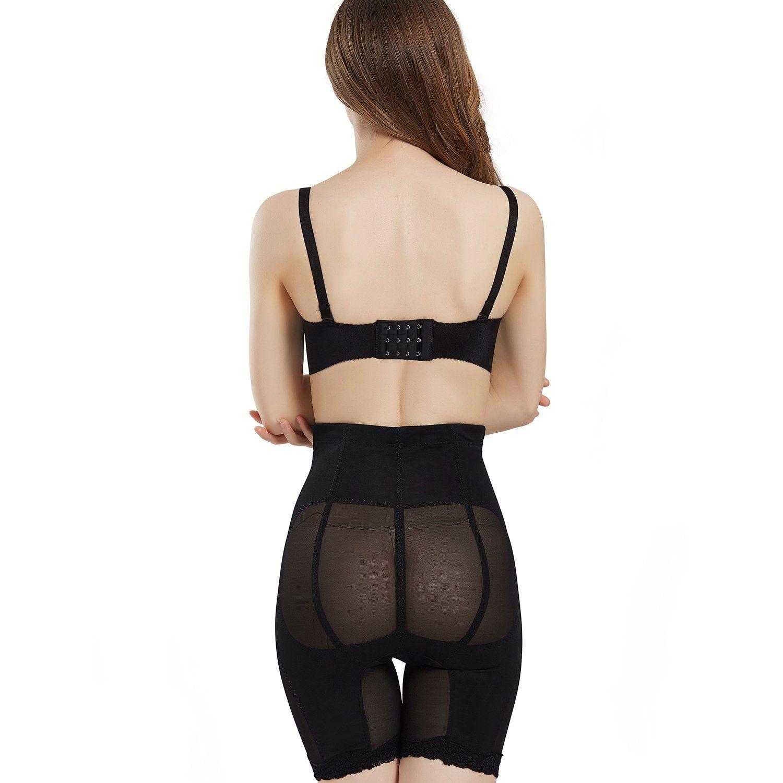 d702da1d18 AICONL High Waist Seamless Thigh Slimmer For Womens Belly Trainer Shapewear  Butt Enhancer Control Panties Body Shaper -- For more information
