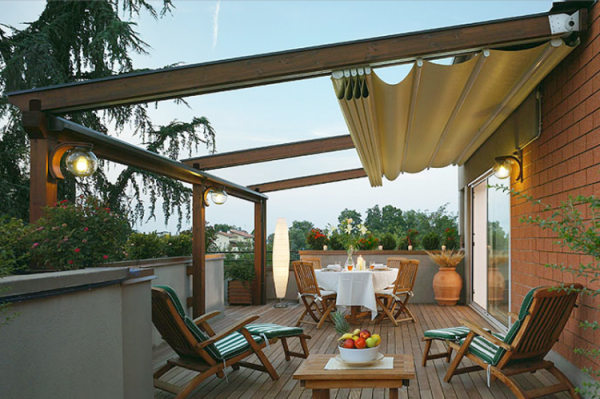 Balcony Sun Shade Ideas Little Piece Of Me Patio Canopy