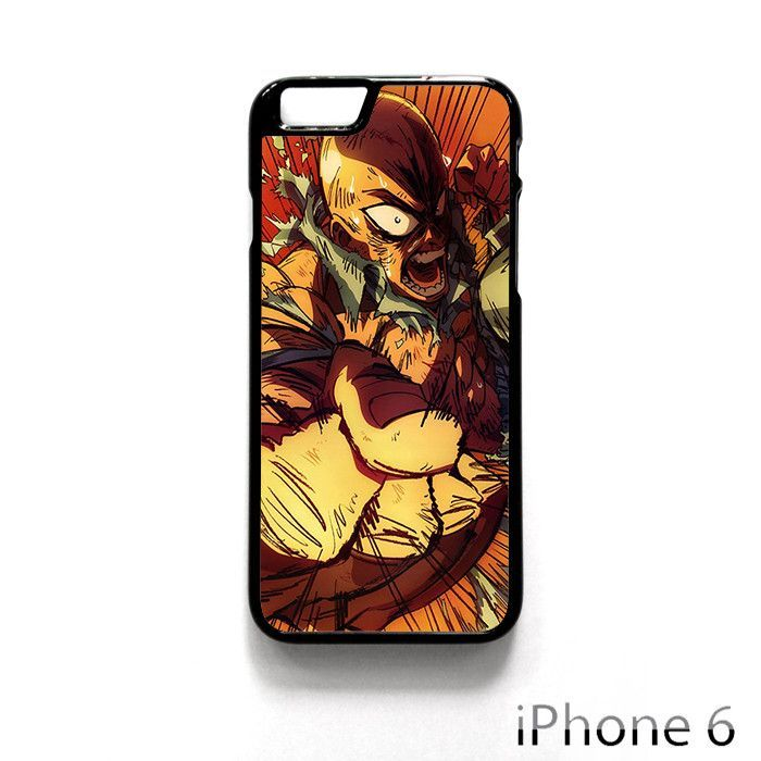 One punch man Roar for Iphone 4/4S Iphone 5/5S/5C Iphone 6/6S/6S Plus/6 Plus Phone case