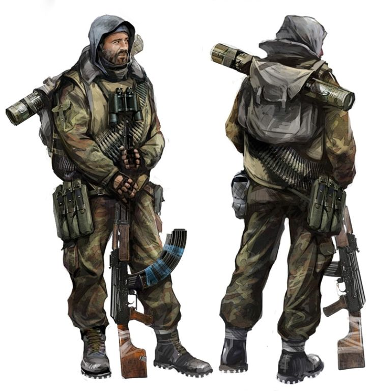 Apocalyptic Soldier Pics: Pin By Ilya Ivanov On Postapocalypse