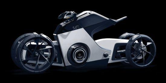 Volkswagen S4fe Concept Bike Speeeeeeeeeeeeeeed Pinterest