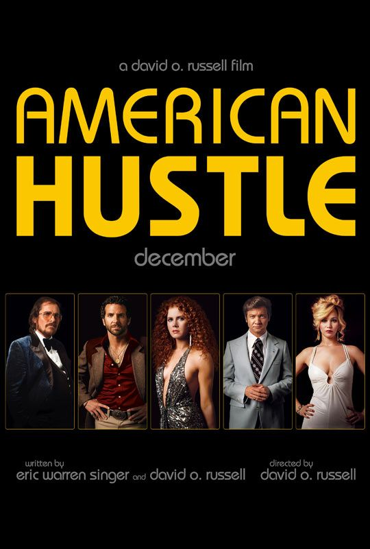 American Hustle 2013 American Hustle Hustle Movie Movie Trailers