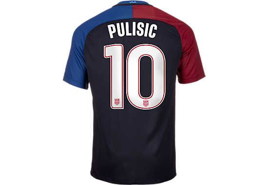 006fe5c5053 ... Get the Christian Pulisic Nike USA Away Jersey from SoccerPro today!