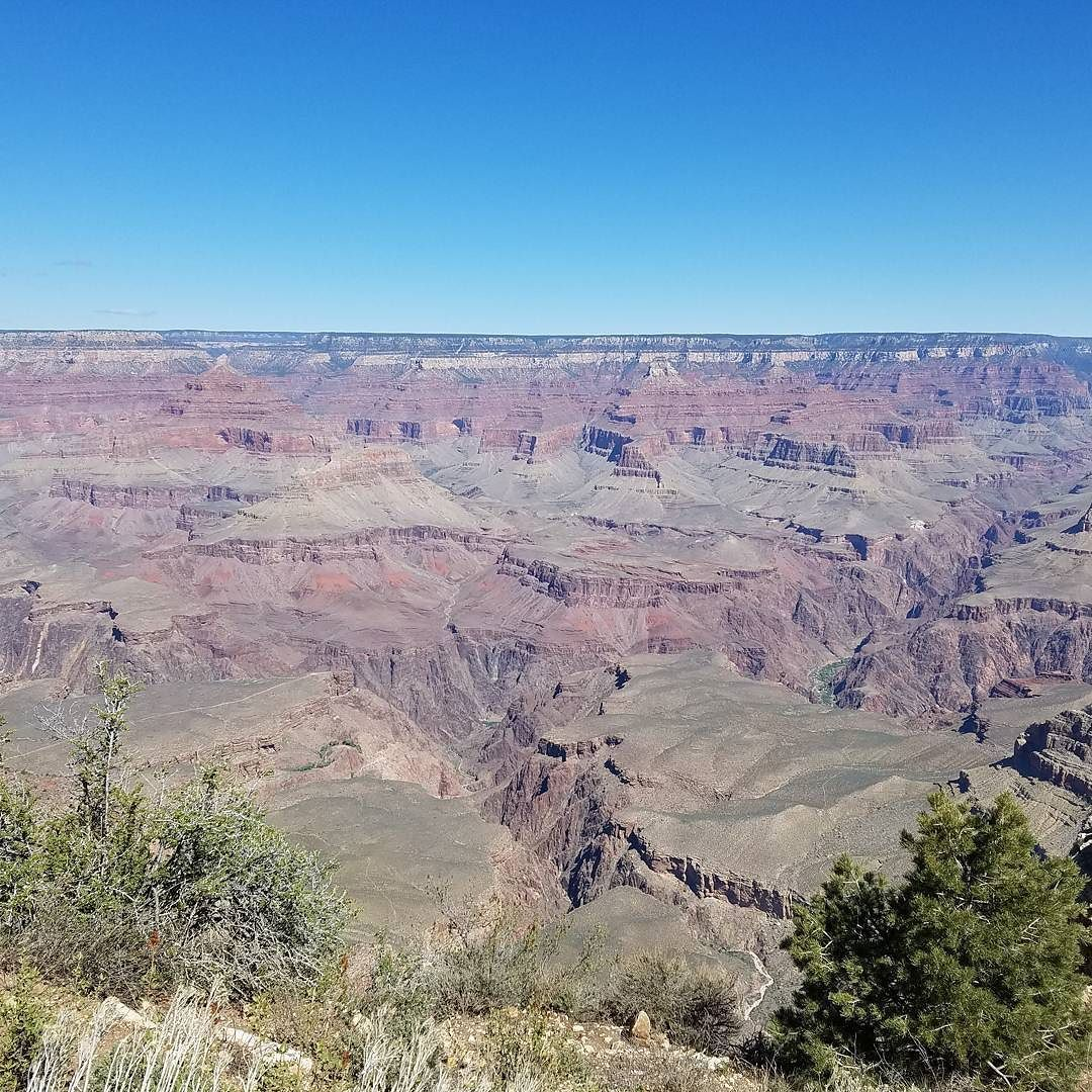 @cdalcher It's like an ocean of land. #nofilter #grandcanyon by mnc506