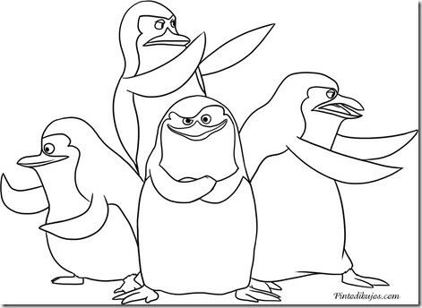 Pin By Vicky Alkhatib On Animal Clip Art Penguin Coloring Pages