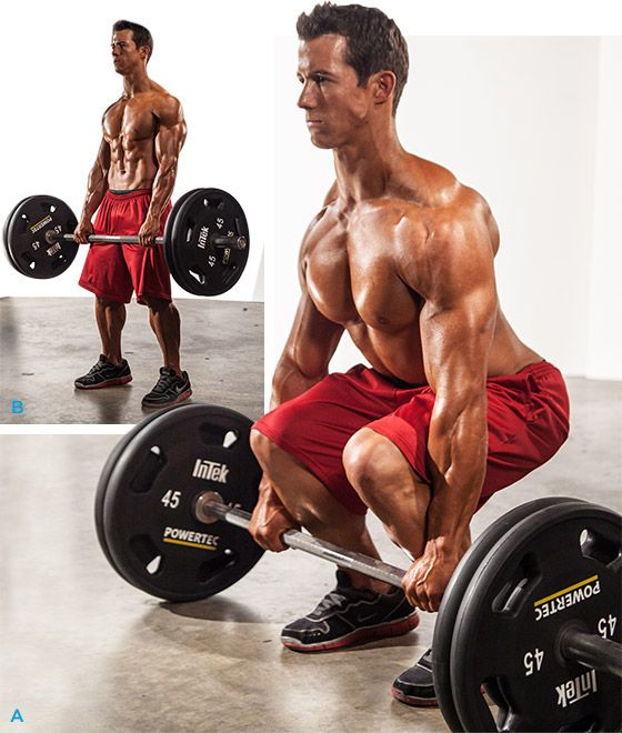 Exercise Kettlebell Deadlift: The Road To Two Plates: You Can Squat And Deadlift 225