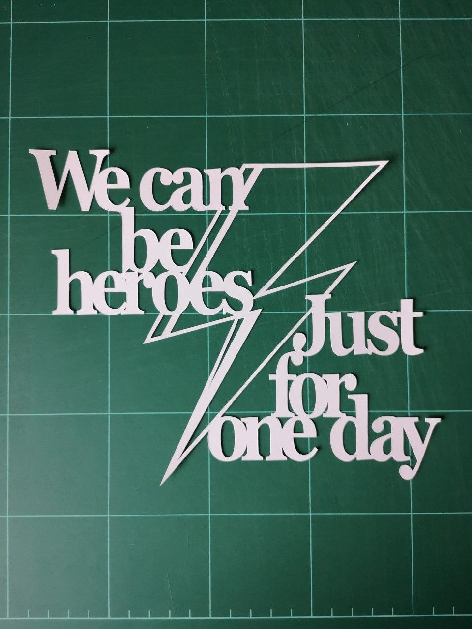 Bowie Lyrics