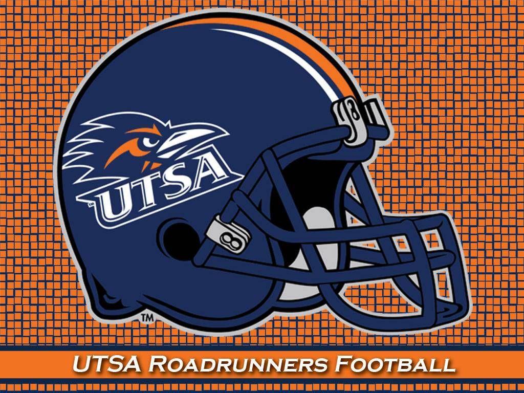Utsa University Of Texas At San Antonio Roadrunners Computer Wallpaper Oklahoma State Football Football Football Helmets