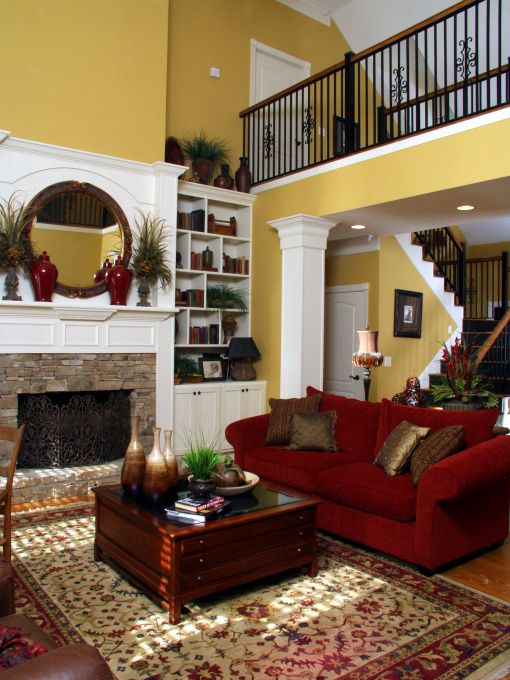 50+ Living Room Paint Ideas Accent Walls http ...