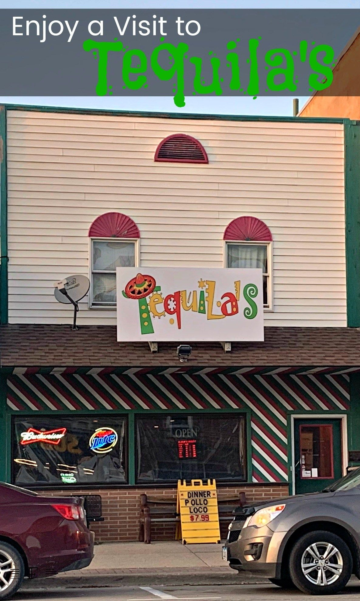 Enjoy a visit to tequilas in northwood ia with images