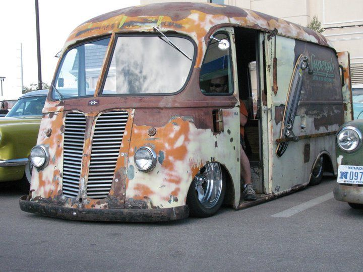 1940 Divco Milk Truck For Sale Autos Post