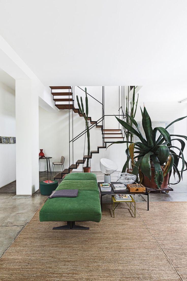Home treppen design-ideen green  andwhatelse  k entry  pinterest  treppe flurgarderobe