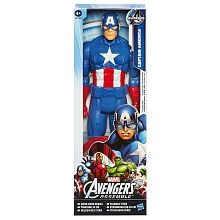 Os Vingadores - Figura Titan 30cm - Capitão América