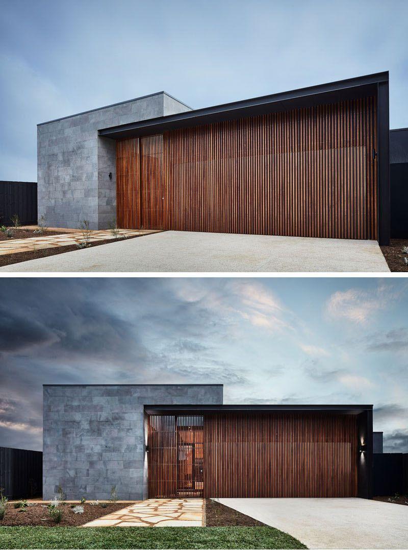 Maison australienne moderne avec cour extérieure fabuleuse | Design ...