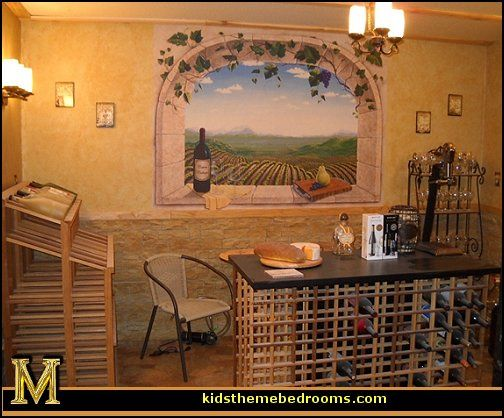 To A Good Harvest Wall Mural New House Ideas