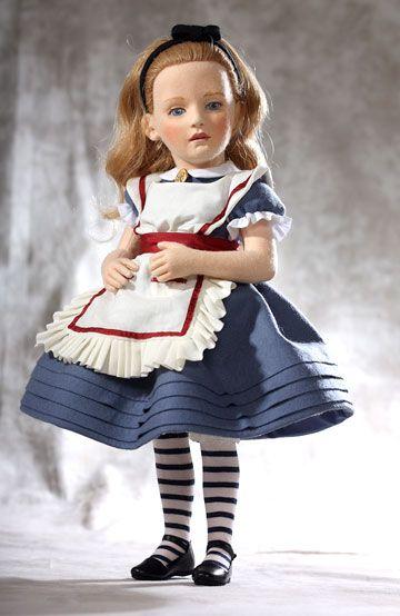 Alice in Wonderland by R. John Wright