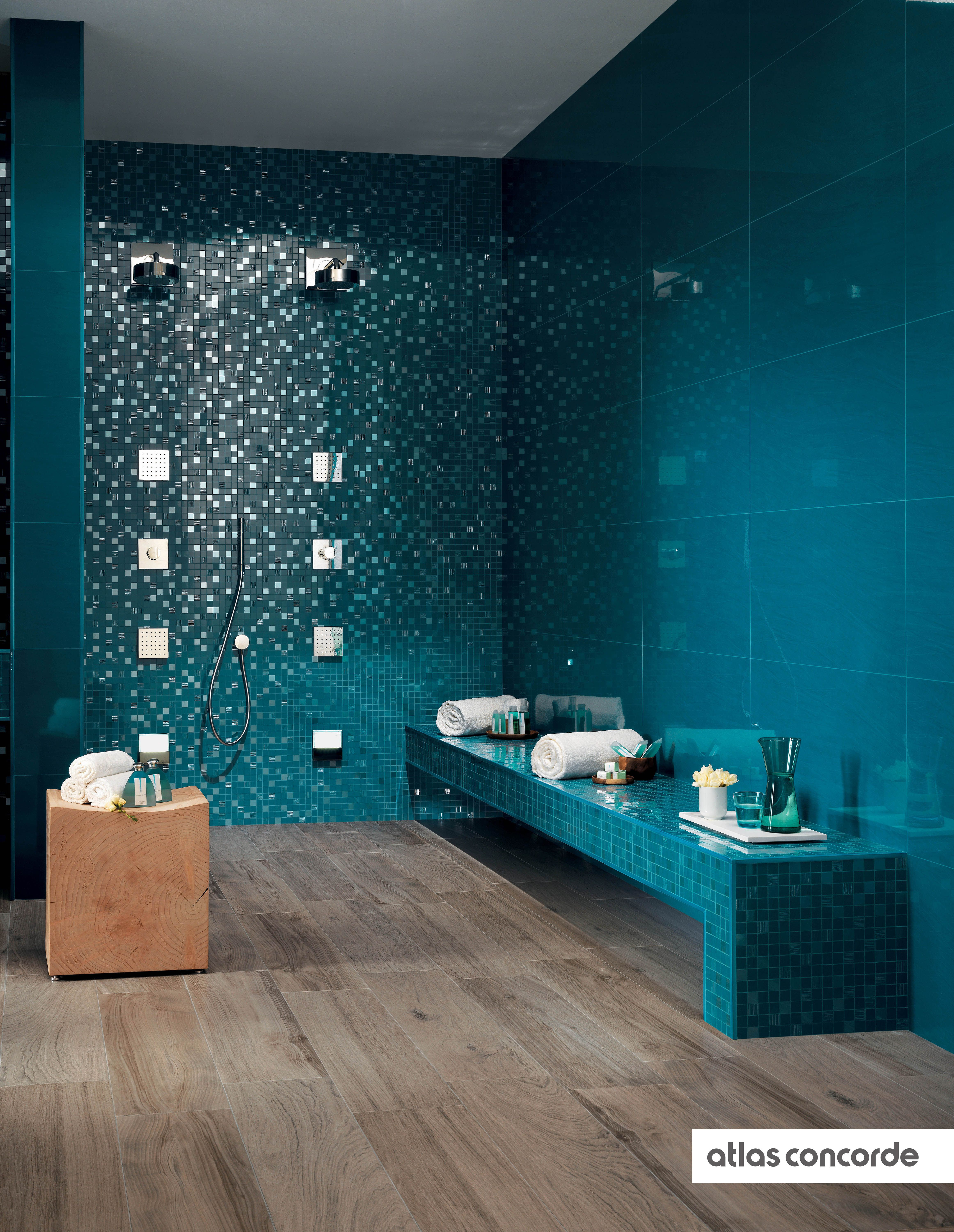 Collections | Pinterest | Concorde, Mosaic bathroom and Color tile