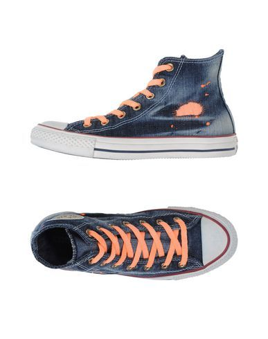 e35a584b433d Converse Limited Edition All Star Hi Denim Ltd - High-Tops - Women Converse  Limited Edition High-Tops online on YOOX United States - 11003597FV