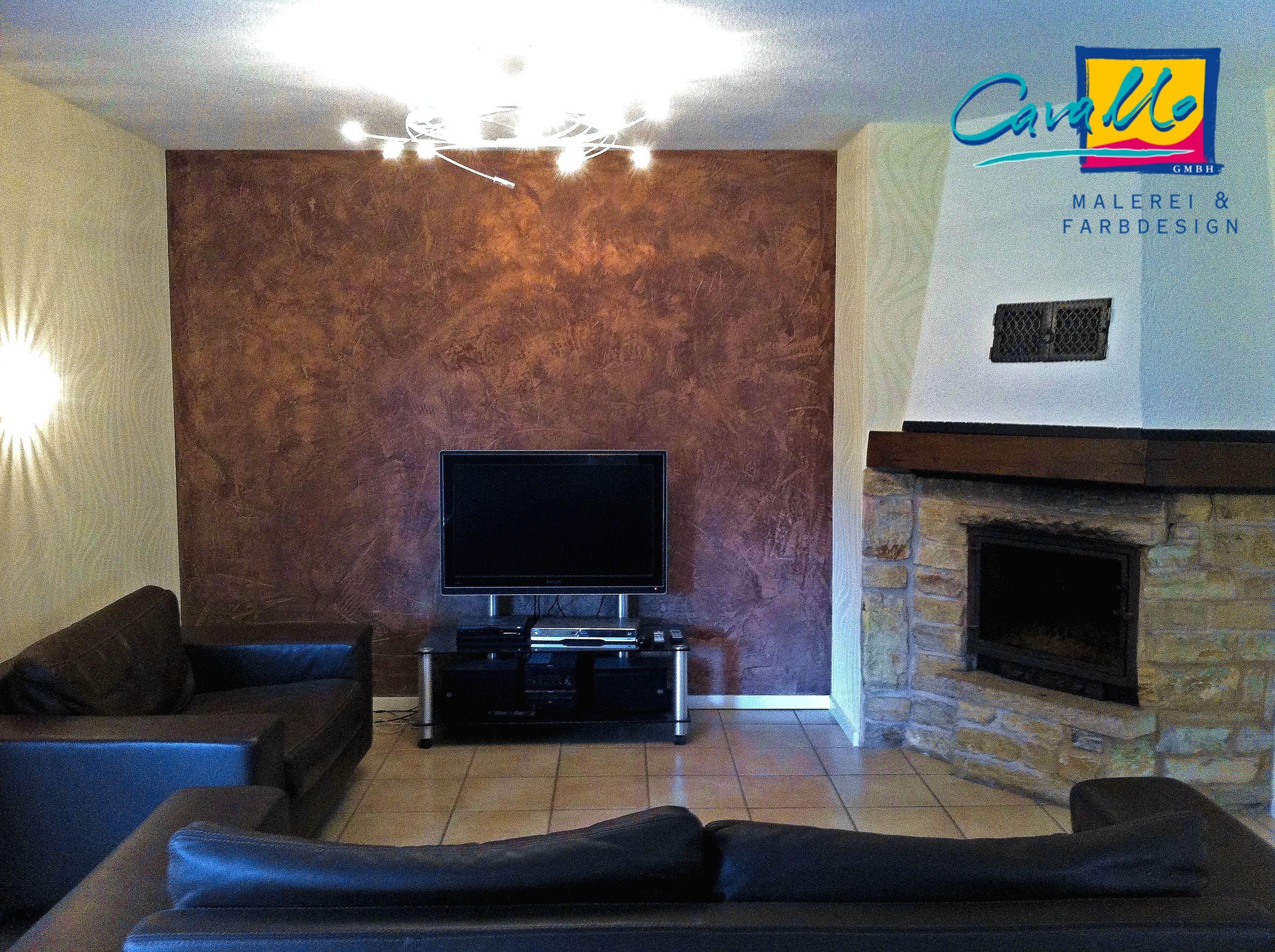 GroBartig #Edelputz #stucco #pompeji #Wandgestaltung #Walldesign #design #Wohnzimmer  #Livingroom