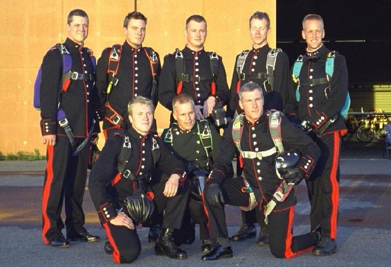 Cur Brit Dress Uniforms Military