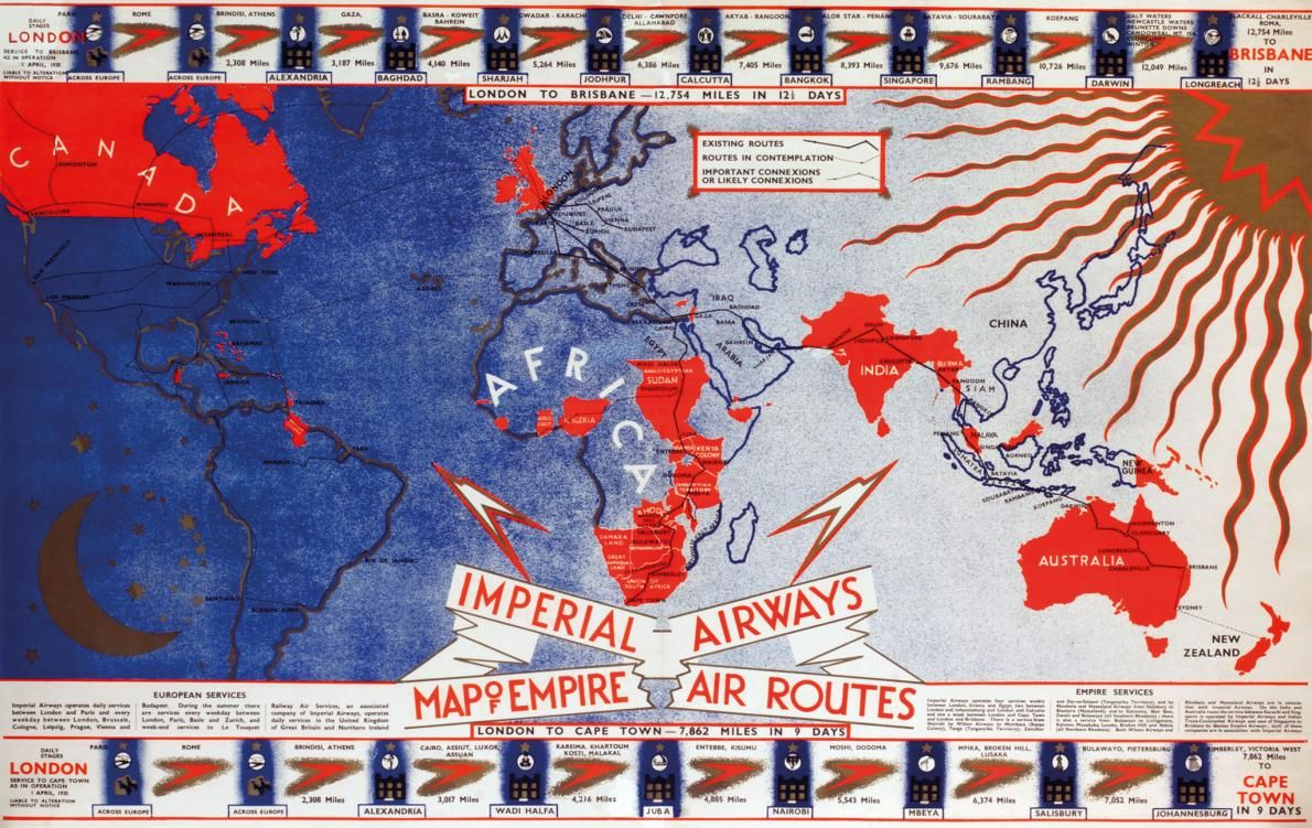 5 empire routes goldsversion1482430931106apt11901g 1190 this map demonstrates two of the furthest imperial airways routes in the london to gumiabroncs Choice Image
