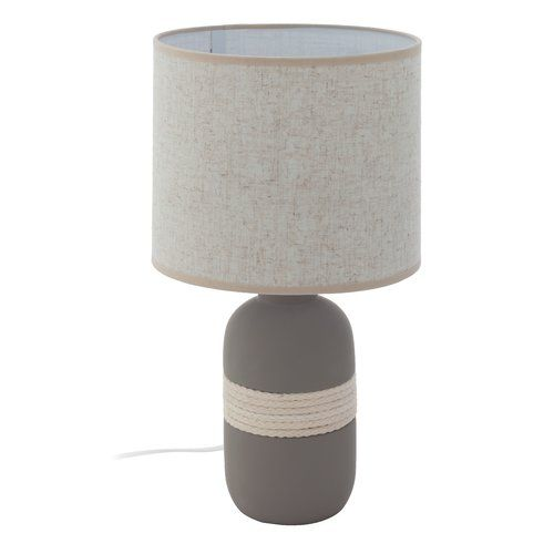 Eglo Sorita 40cm Table Lamp Table Lamp Touch Table Lamps Grey Table Lamps