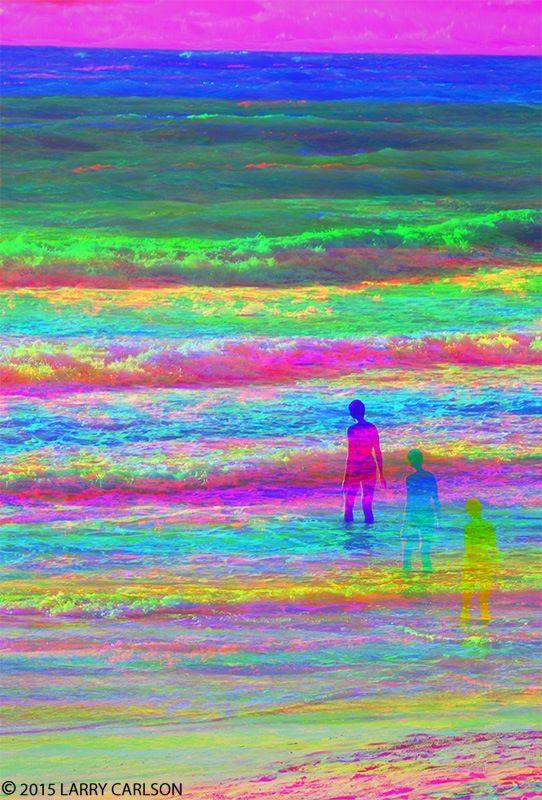 Image de Into the Waves