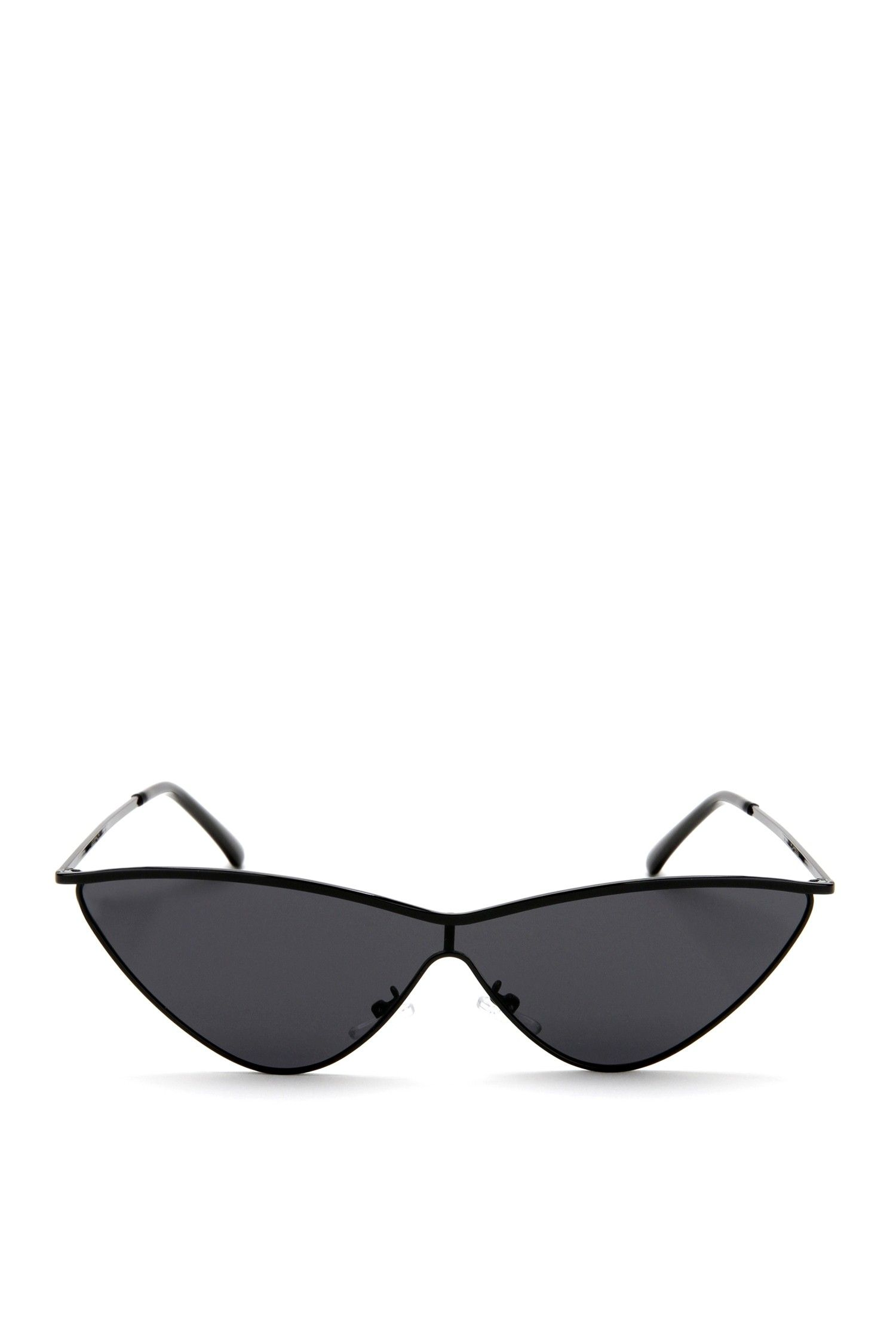 bc3b24c37b Edgy Cat Eye Sunglasses Love cat eye Sunglasses  We ve got a whole board  jut like these  ) Don t miss the biggest retro pointy sunglasses trend of  2018 and ...