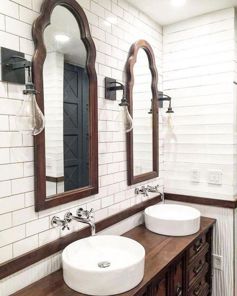 105+ Amazing Bathroom Decor Ideas And Remodel #bathroomideas