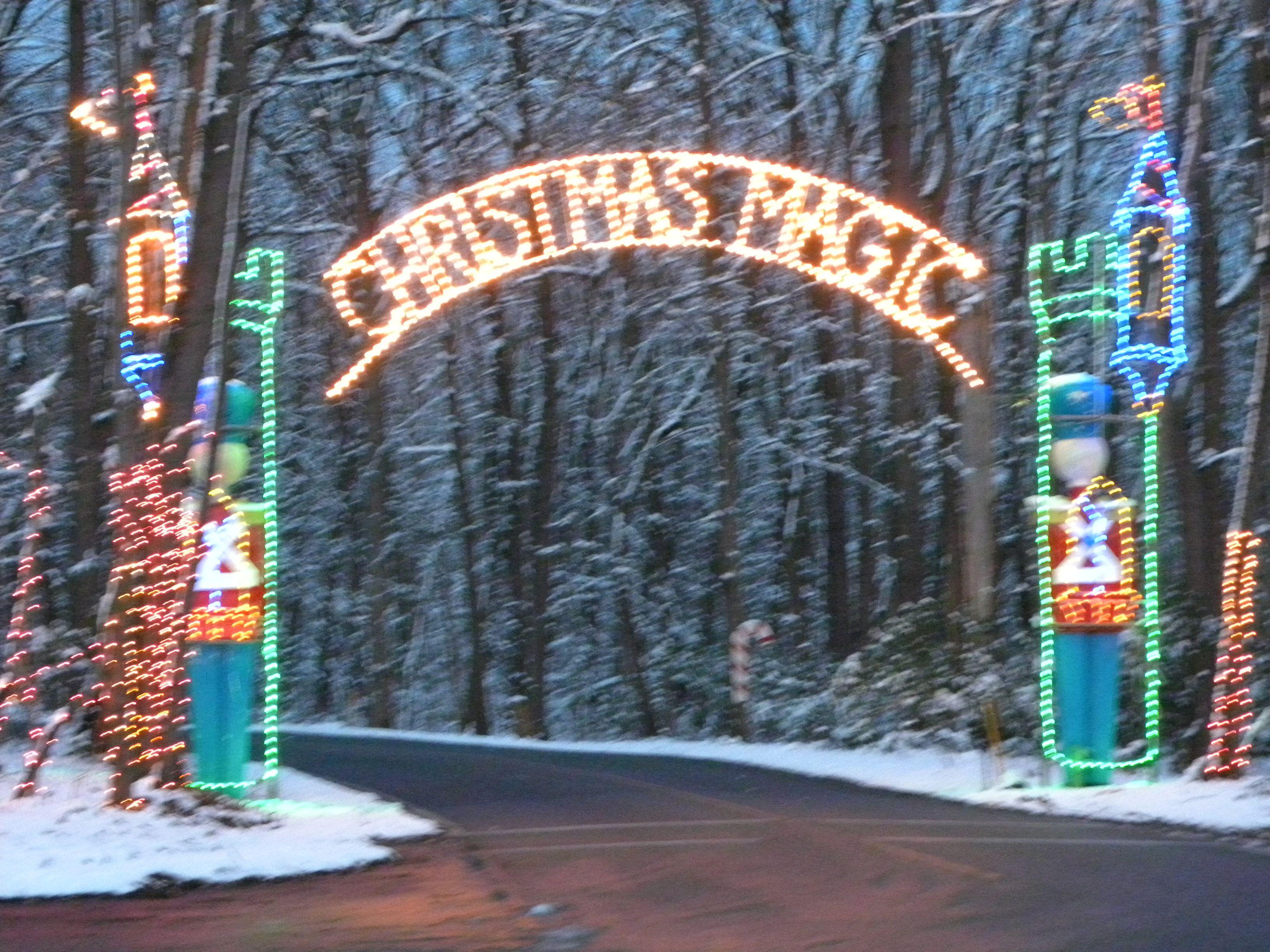 York Pa East Christmas Magic York Pa Visit York