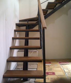 tangga rebah baja harga murah anak tangga kayu   ide