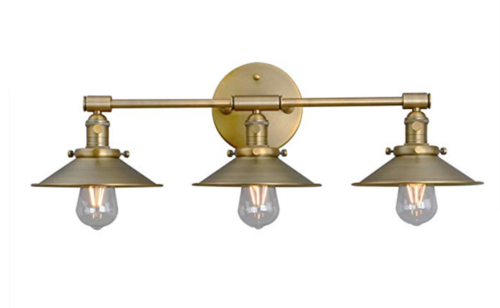 The Best Light Fixtures To Match Delta Champagne Bronze In 2020 Light Fixtures Bronze Faucet Bronze Lighting