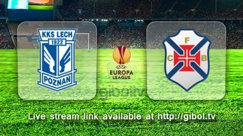 Lech Poznań vs Belenenses (17 Sep 2015) Live Stream Links - Mobile streaming available